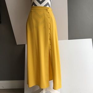 A new day yellow skirt